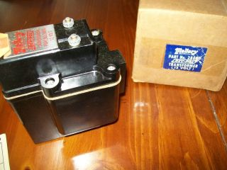 Mallory Rev Pol Distributor Transformer Coil 28680 New Price Reduction
