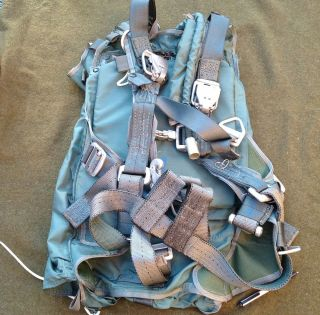 Ejection Seat Harness King Manufacturing