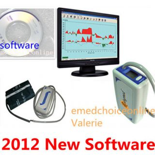Blood Pressure Monitor Holter 2012 New Software Mapa Monitor