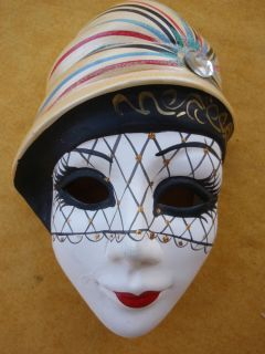 Lis Los Angeles Ceramic Face Mask Mardi Gras Taiwan