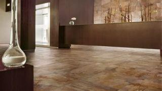 Marazzi Vesale Stone 20 Rust Porcelain Tile Flooring