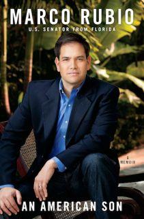 Marco Rubio Signed Book An American Son A Memoir 1st Edition