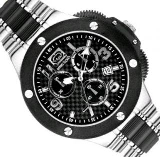 Mens Marc Ecko Collector Chrono Watch Needs Repair