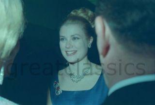 GRACE KELLY MARIAN ANDERSON 1963 CRYSTAL BALL 20 EA 35MM CAMERA