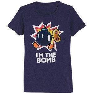 Super Mario Brothers Bob omb IM The Bomb Extra Large Tee Shirt T