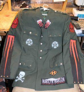 Marilyn Manson Jacket
