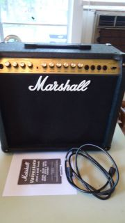 BRITISH MADE MARSHALL VALVESTATE 40V 8040 AMPLIFIER W CELESTION G12L