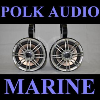 New HydroWake Single Cans w Polk Audio Marine Speakers