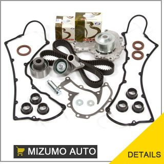 Isuzu Trooper II 3 2L 6VD1 Timing Belt Seals Water Pump