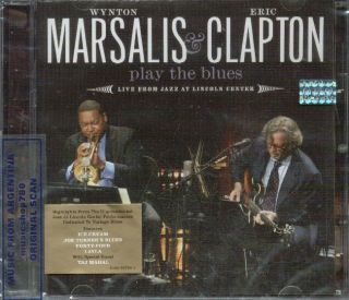 WYNTON MARSALIS & ERIC CLAPTON, PLAY THE BLUES – LIVE FROM JAZZ AT