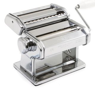 Marcato Atlas 150 Deluxe Pasta Maker Machine with Table Clamp New