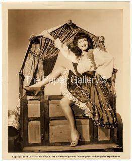 Movie Still Photograph of Maria Montez in Gypsy Wildcat