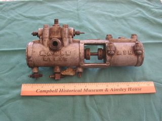 Marsh Simplex Steam Air Pump Live Steam Locomotive Engine Boiler