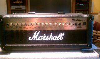 Marshall MGHD100FX 100 Watt Amp Head w Footswitch