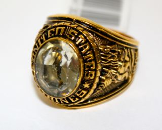 US Marine Corps Ring Size 15