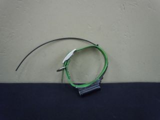 Used Marshall Lighted Tracking Collar Green Any Freq