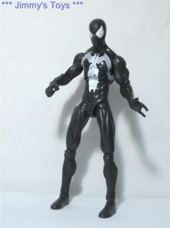 M04 Marvel Spider Man Classics Black Costume 6 Action Figure