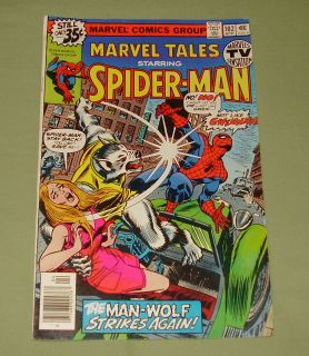 Marvel Comics Marvel Tales Spider Man Vol1 No 102 Apr 1979 Bronze Age
