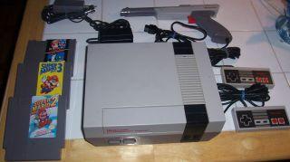 Console System Bundle Super Mario Bros 1 2 3 Duck Hunt New Pins