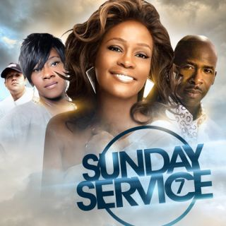 Sunday Service 7 Whitney Houston Marvin Sapp