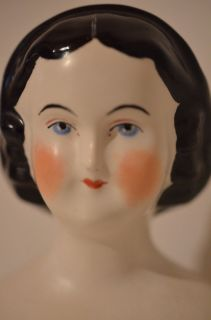 Lovely Mary Todd Rineola Antique Style China Doll Head