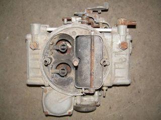 Holley Carburetor 4 Barrel GM Ford