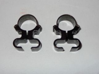 Weaver One inch High Mount Scope Rings