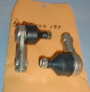 Maserati Biturbo Outer Tie Rod End Set New