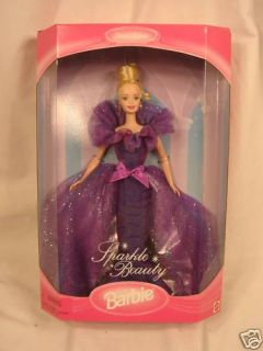New Mattel Barbie Doll Sparkle Beauty Barbie 17251