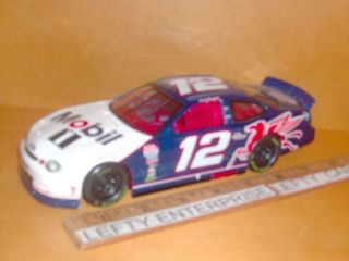 Mobile 1 NASCAR 12 Race Car 1997 Mattel