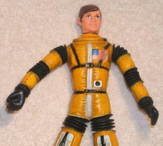 Mattels Man in Space Major Matt Mason Doug Davis Vtg Toy Action Figure