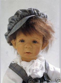 Jeckle Jansen Limited Vinyl German Doll Mathew