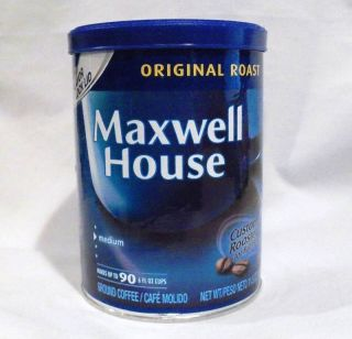 Maxwell House Original Roast Ground Coffee Medium 13 Oz
