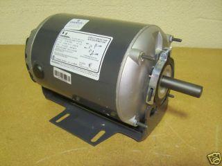 HP Emerson Direct Drive Fan Blower Motor 115V
