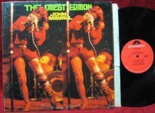 John Mayall The Latest Edition LP Vinyl Record Album
