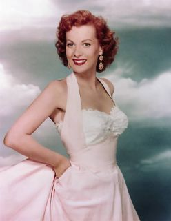 Maureen OHara Super Sexy Early Career Photo