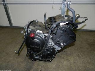 03 05 YAMAHA R6 06 09 R6S ENGINE MOTOR 14K MILES RUNS GOOD 2003 2004