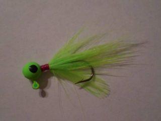 Popeye flies   jigs (crappie, bass, blue gill) (cc)