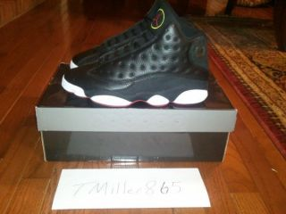 Air Jordan Retro 13 XIII Playoffs Size 10 Lebron Bred Kobe Galaxy