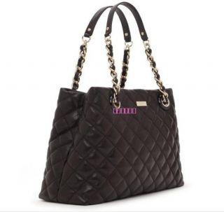 Kate Spade Gold Coast Maryanne Black Hand Bag Purse