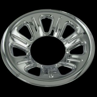 Ford Ranger Mazda B Series 15 Chrome Wheel Hubcaps Covers Hub Cap Set
