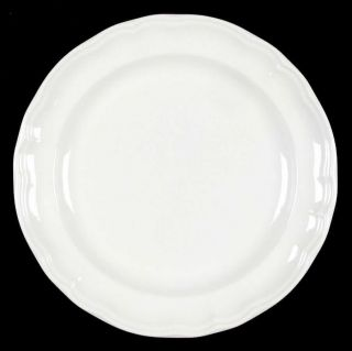 Pfaltzgraff Gazebo White Dinner Plate 512503
