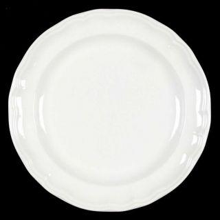 Pfaltzgraff Gazebo White Dinner Plate 512503