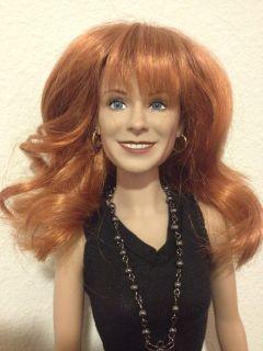 OOAK Reba McEntire All The Women I Am Doll Danbury Mint Custom
