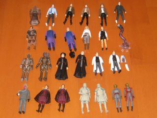 Action Figures 5th Series Onwards Matt Smith Amy River Song