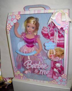 2195 Mattel Barbie Me Soft Poseable Doll