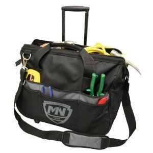 McGuire Nicholas Rolling Storage Mobile Work Tool Bag