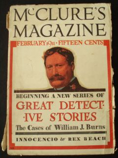 McClures Magazine February 1911