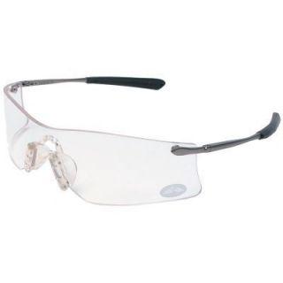 Crews T4110AF MCR Rubicon Safety Glasses Anti Fog Clear Lens 1 Pair