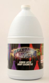 Gallon Tan Liquid Latex from Maximum Impact